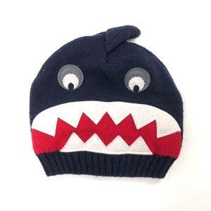 The Children's Place baby shark hat beanie blue